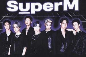 Poster mới của SuperM bị chê tơi tả vì phong cách lỗi thời và chất lượng chẳng khác nào poster của những năm 1990