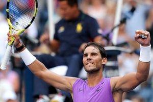US Open 2019: Nadal vào tứ kết, số 1 thế giới 'nếm trái đắng'