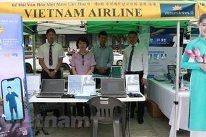 Vietnam Airlines đưa Boeing 787-10 Dreamliner vào đường bay Hàn Quốc