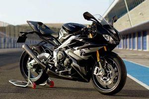 Khám phá sportbike Triumph công suất 128 mã lực, giới hạn 765 chiếc