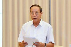 Thứ trưởng Công an: Xác định tội danh, thu hồi tài sản tham nhũng lớn được khắc phục