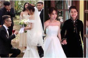 Vlog chụp ảnh cưới của con gái Minh Nhựa nhận về hơn 600k lượt xem, dân mạng trầm trồ trước nhan sắc của cả nhà