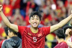 Đoàn Văn Hậu mang tin vui tới người hâm mộ bóng đá Việt Nam
