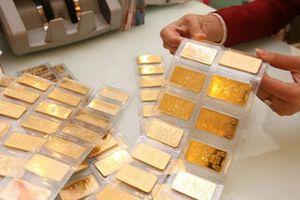 Sau nghỉ lễ Quốc khánh, vàng trong nước đồng loạt giảm giá