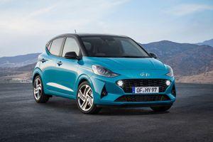 Hyundai i10 2020 ra mắt toàn cầu, chờ ngày về Việt Nam