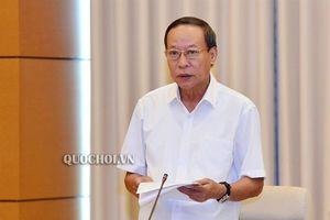 Ủy ban Tư pháp của Quốc hội họp phiên toàn thể lần thứ 13