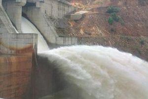 Thủy điện A Lưới điều tiết nước sang Lào để đảm bảo an toàn