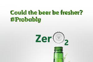 Carlsberg ra mắt nắp chai với công nghệ giúp lưu giữ hương vị bia thêm tươi mới