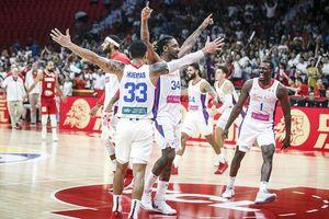 Puerto Rico sống sót vượt qua Tunisia ở cuối trận, chính thức giành chiếc vé vào vòng trong ở FIBA World Cup 2019