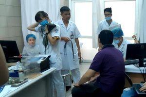82 người xét nghiệm có thủy ngân trong máu dưới ngưỡng sau vụ cháy Công ty Rạng Đông