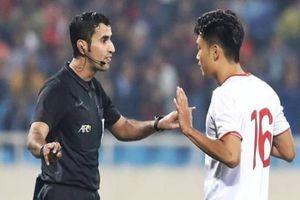 Trọng tài Qatar điều khiển trận Thái Lan – Việt Nam