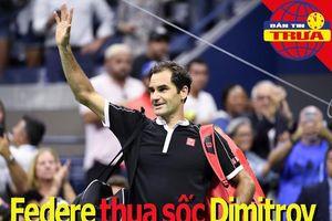Sốc: Federer bị loại khỏi Mỹ mở rộng; MU quyết mua Eriksen