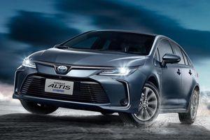 Toyota Corolla Altis 2020 chính thức ra mắt tại Thái Lan