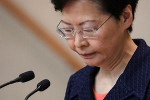 Hong Kong rút dự luật dẫn độ gây tranh cãi