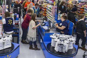 Chuỗi siêu thị Walmart ngừng bán đạn tại Mỹ