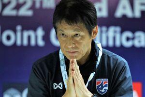 HLV Nishino muốn biến sức ép thành động lực để giành chiến thắng