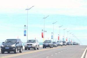 Quảng Ngãi làm đường nối từ cầu Thạch Bích đến khu công nghiệp