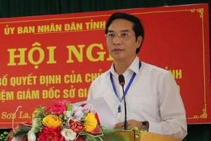 Sở Giáo dục và Đào tạo tỉnh Sơn La có Giám đốc mới