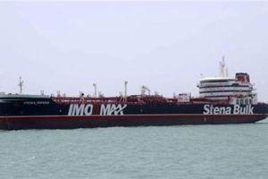 Iran thả 7 thủy thủ, không thả tàu Anh