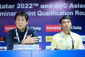 HLV Nishino tự tin cho trận đấu với tuyển Việt Nam
