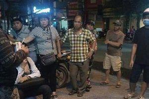 Tai nạn thương tâm ở quận Bình Thạnh - TP HCM