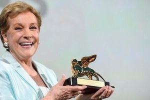 LHP Venice 2019 vinh danh nữ minh tinh Julie Andrews