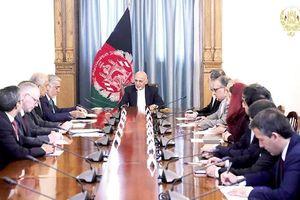 Mỹ thúc đẩy thỏa thuận hòa bình với Taliban