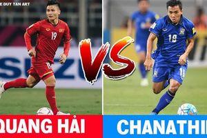 Trận đấu đội tuyển Việt Nam và Thái Lan, đâu là điểm nóng nhất?