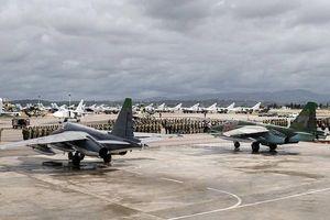 2 máy bay chiến đấu không người lái bị Nga bắn hạ ở Syria