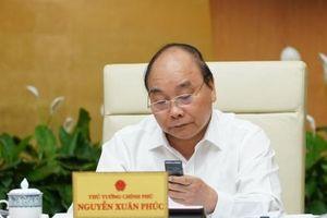 Thủ tướng Nguyễn Xuân Phúc cùng các thành viên Chính phủ nhắn tin ủng hộ người nghèo