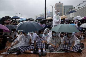 Bắc Kinh cảnh báo về tình hình Hồng Kông