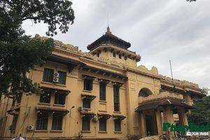 Ngắm những ngôi trường cổ kính trên đất Kinh Kỳ