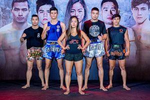 Dàn võ sĩ Việt ra mắt đấu trường ONE Championship