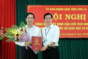Sở GD&ĐT Sơn La có giám đốc mới sau tiêu cực điểm thi THPT quốc gia