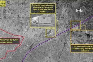 Iran xây dựng căn cứ quân sự khổng lồ ở Syria?