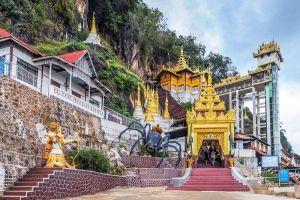 Khám phá chùa Hang Pindaya, Myanmar nơi lưu giữ hơn 8000 tượng phật