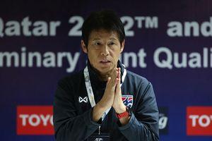 HLV Akira Nishino: 'Thái Lan bị áp lực khi phải thắng tuyển Việt Nam'