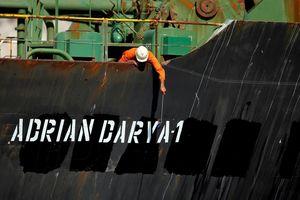 Tàu chở dầu Grace 1 của Iran bỗng dưng 'biến mất' gần Syria