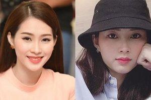 Hoa hậu Đặng Thu Thảo xuất hiện với gương mặt khác lạ đến fans ruột cũng chẳng nhận ra