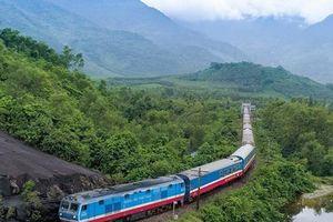 Đường sắt điều chỉnh đổi giờ tàu khách chạy trên tuyến Thống Nhất