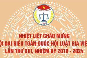 Sắp diễn ra Đại hội đại biểu toàn quốc Hội Luật gia Việt Nam lần thứ XIII, nhiệm kỳ 2019-2024