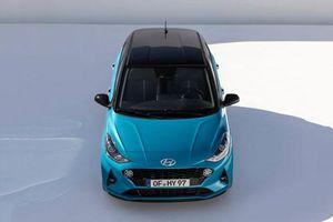 Cận cảnh Hyundai Grand i10 2020 giá hơn 160 triệu đồng