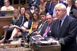 Thủ tướng Anh thất bại trong cuộc bỏ phiếu tại Hạ viện về Brexit