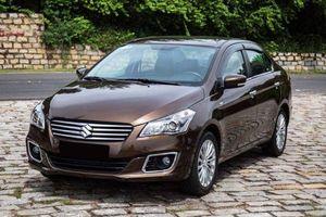Suzuki Ciaz giảm giá 30 triệu đồng, cạnh tranh với Toyota Vios