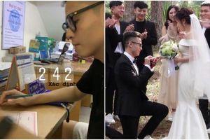 Khoe ảnh đi ký giấy kết hôn, ái nữ của Minh Nhựa chính thức xác nhận 'đã có chồng'