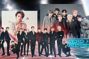 Kpop tuần qua: BTS đạt 'cú đúp' tại MTV VMAs 2019, X1 liên tục gặp vấn đề sau khi debut