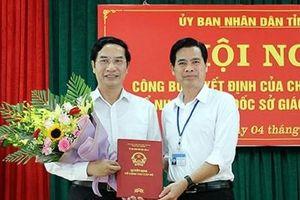 Sau vụ gian lận thi cử, Sở GDĐT Sơn La có Giám đốc mới
