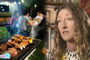 Kiện hàng xóm gốc Việt ra tòa vì ăn thịt nướng ngoài sân, phụ nữ Úc bị 2000 người 'thích ăn thịt' đòi kéo nhau tổ chức tiệc BBQ trước nhà để trả đũa
