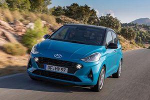 Hyundai i10 2020 ra mắt, phả 'hơi nóng' lên Toyota Wigo, Kia Morning