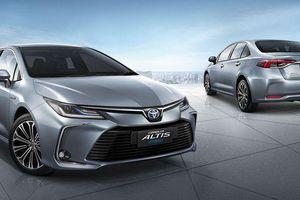 Toyota Corolla Altis 2019 cập bến Đông Nam Á, chờ ngày về Việt Nam